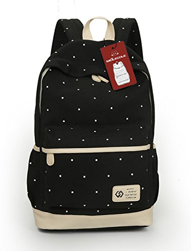 Travel Outdoor Computer Backpack Laptop bag 19''(black) - 9
