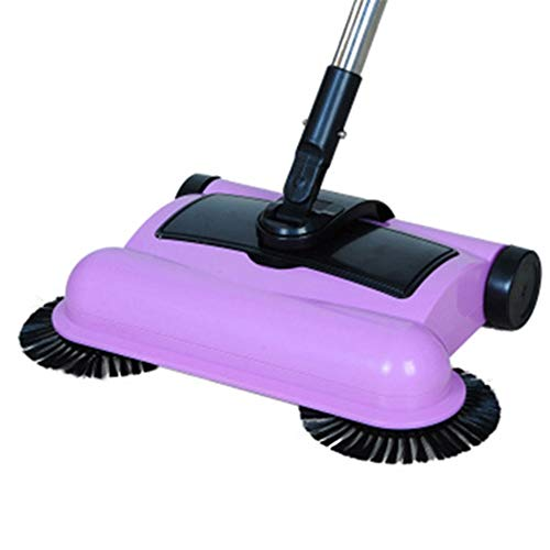 QMJHL Handheld Broom, Portable Sweeper, Floor Cleaning Broom, Household Vacuum Cleaner, Magic mop, no Electricity, Simple and Practical.