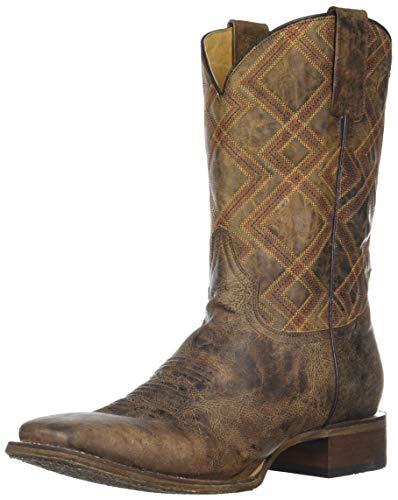 ROPER Men's Nash Western Boot, Brown, 11 D D US
