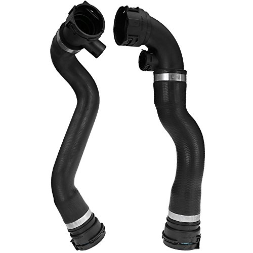 Upper & Lower Radiator Hose Kit for BMW E46 325Ci 325i 325xi 330Ci 330i 330xi 328Ci 328i Replace#11531436408 17127510952