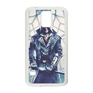 Samsung Galaxy S5 Phone Case White Assassin's Creed Syndicate ZEC893530