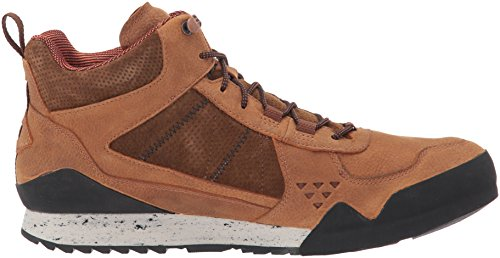 Hombre Para Burnt Merrell Zapatillas Marrón merrell Mid Rock Oak Waterproof 1xw4YaqB