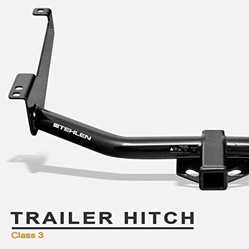 (Stehlen 733469489078 For 04-15 Nissan Titan Class 3 Trailer Tow Hitch Receiver)