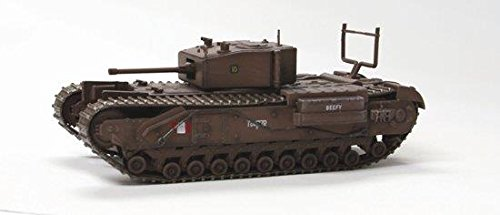 Dragon Models Churchill Mk.III, Dieppe 1942 Vehicle (1/72 Scale)