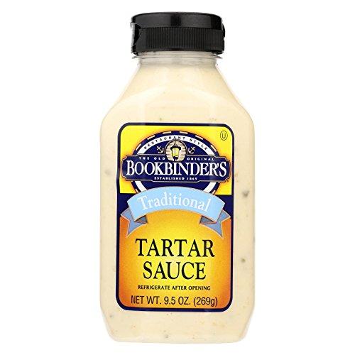 Bookbinders Sauce Tartar, 9.5 oz