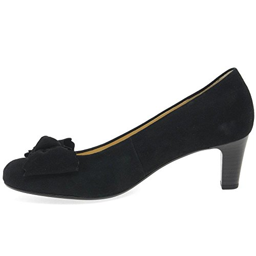 Ante Ante De De Corte Arco Negro Zapatos Mujeres Oriana Gabor De w8BqfCR