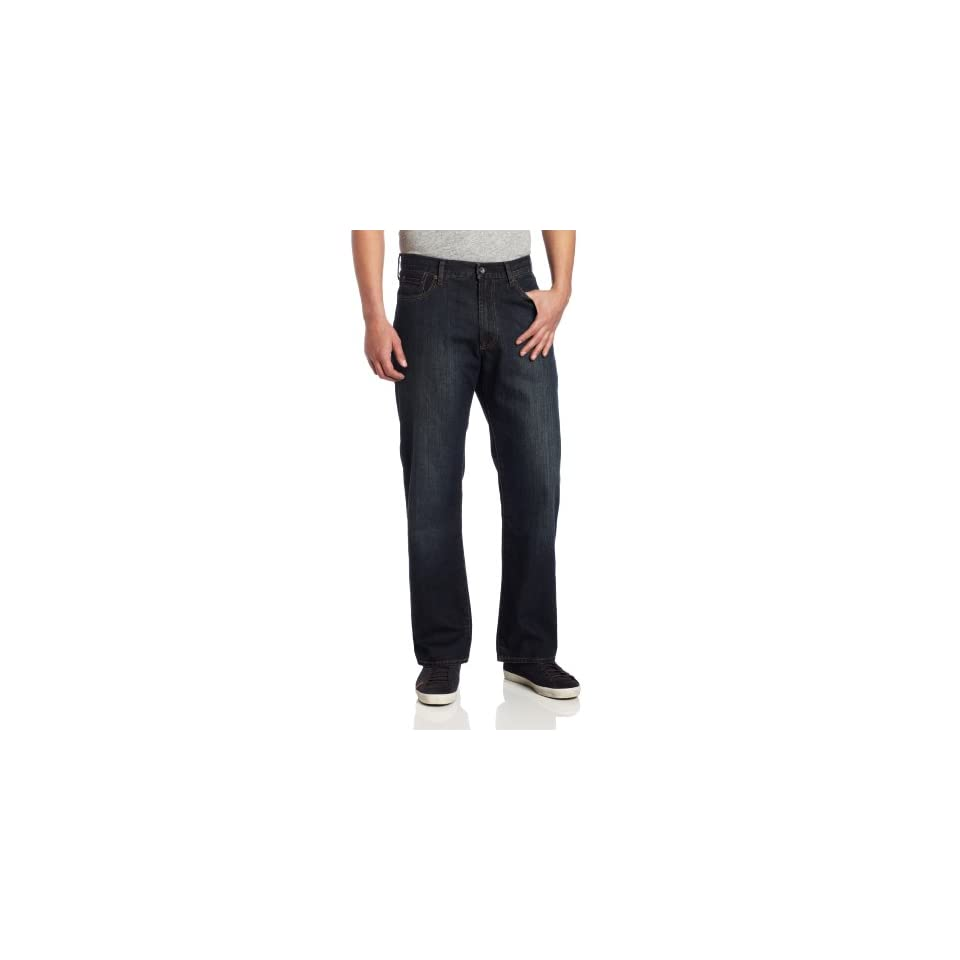 Lucky Brand Mens 181 Relaxed Straight Leg Jean In Love Train