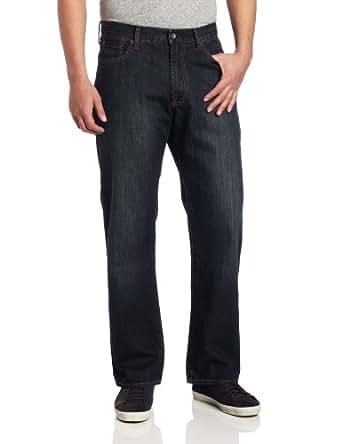 Lucky Brand Men's 181 Relaxed Straight Leg Jean In Love Train, Lovetrain, 31W x 32L