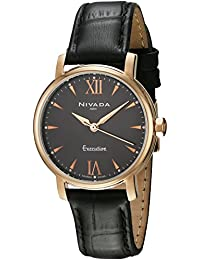 Nivada NP16006LDONI Reloj Análogo, color Negro