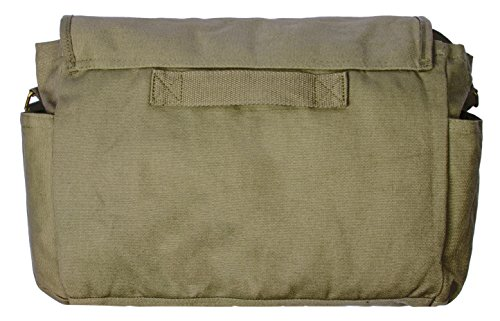 53ee31cebe02 Sweetbriar Classic Messenger Bag - Vintage Canvas Shoulder Bag for All-Purpose  Use