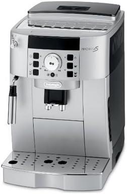 DeLonghi Magnifica S ECAM 22.110.SB - Cafetera (Independiente, Granos de café, De café molido, Totalmente automática, Capuchino, Café, Café expreso, Agua caliente, Plata, 50/60 Hz): Amazon.es: Hogar