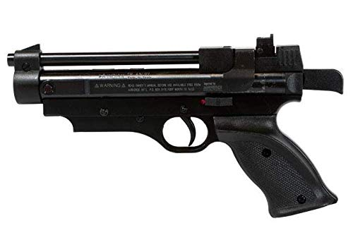 Cometa Indian Air Pistol, Black air pistol