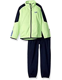Girls' Zip up Jacket and Pant Set
