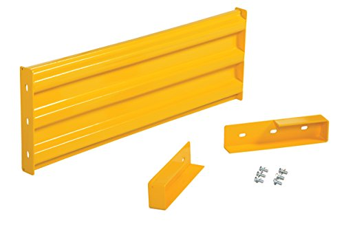 (Vestil YGR-LO-3 Drop-In Style Guard Rail, 3', Rail Thickness 1/8