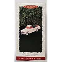 1996 Hallmark Keepsake Ornament 1955 Chevrolet Cameo, segundo en todas las series de camiones estadounidenses