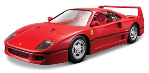 1:24 Race And Play F40 - Ferrari Race