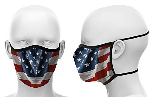 TDSCAW Cool Anti Dust Climbing Face Cover Balaclava Bandanas Headband Musk Magic Scarf for Men Women