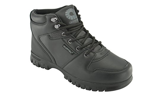 Boots Mens Akademiks 06 Black 9 Mens Louis Akademiks Hiking qnPUYnz