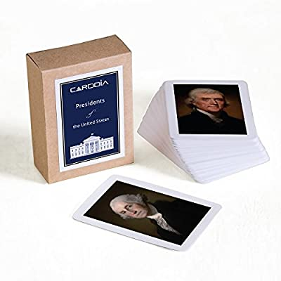 Presidents Flashcards of the United States