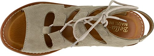 Vita Bre Suede Italy Bella Womens Leather Taupe Ff8q4Ucw