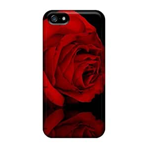 Protector For SamSung Galaxy S4 Mini Case Cover Ancient Roses Case
