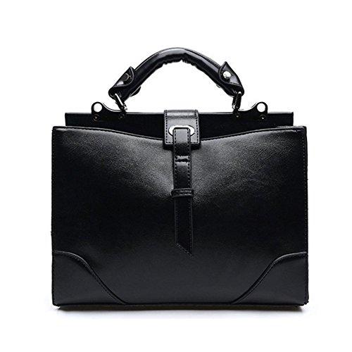 BagVenus Elelgent Texture Zipper Purse Tote Shoulder Handbag(C3)