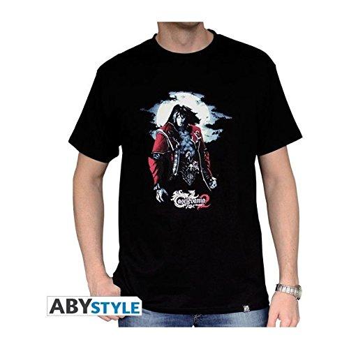 Tshirt Black Basic Mc Homme Dracula Castlevania Zwq08R6