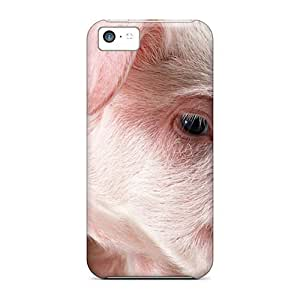 Protection Case For Iphone 5c / Case Cover For Iphone(animal Pig)