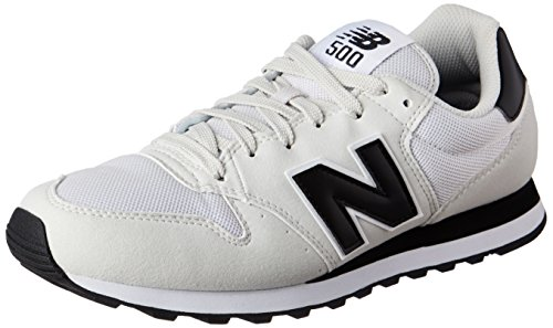 New Balance Gm500gwk D Lifestyle, Zapatillas para Hombre Blanco (White)
