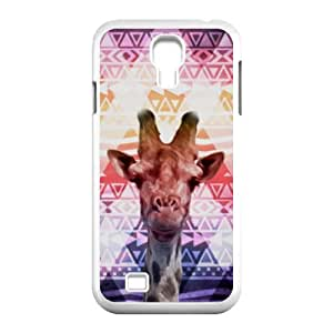 Aztec Giraffe Plastic Protective Case Slim Fit for SamSung Galaxy S4 I9500