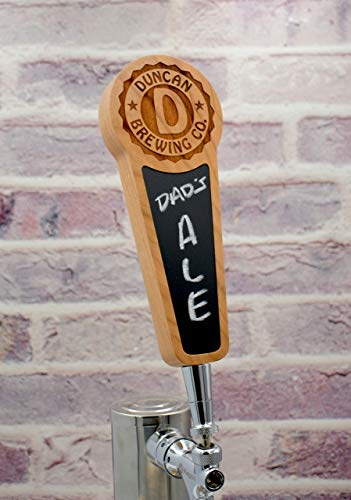 (Custom Personalized Beer Tap Handle- Brewing Company Edition)