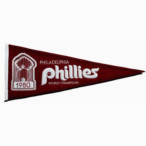 MLB Philadelphia Phillies Medium Throwback (Philadelphia Phillies Pennant)