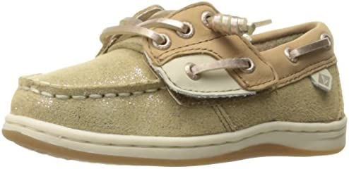 Sperry songfish de las niñas a/c Barco Zapato (Toddler/Little Kid)
