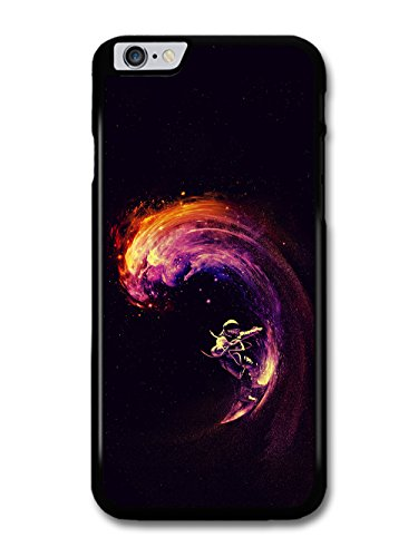 Astronaut Surfing Through the Galaxy Trippy Cool Design case for iPhone 6 Plus 6S Plus