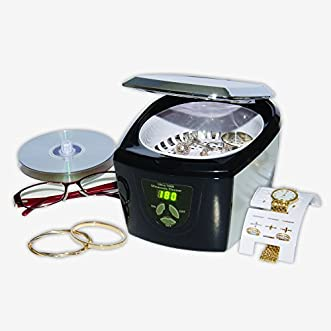 JPL 7000 Ultrasonic Cleaner with accessories