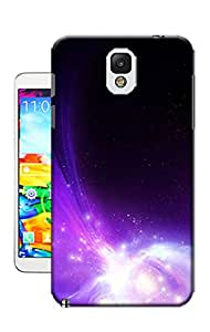 Rongxiaoer Outer Space TPU Phone Case For Samsung Note3