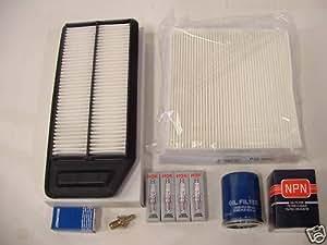 tune up kit honda accord 4 cylinder 2003 2007 automotive. Black Bedroom Furniture Sets. Home Design Ideas