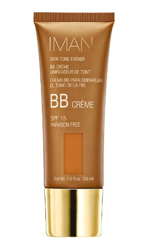 Iman Skin Tone Evener BB Cream SPF 15 Clay Medium Deep