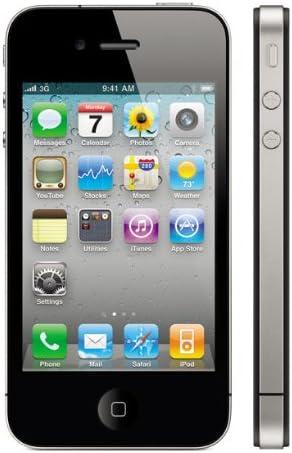 Apple iPhone 4 8GB Black EE UK Smartphone Warranty Excellent ...