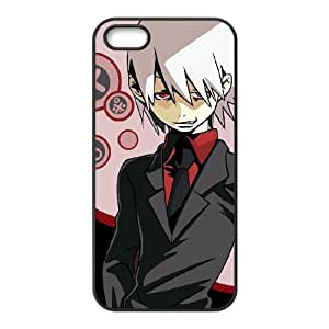 SOUL EATER iPhone 4 4s Cell Phone Case Black yyfabd-384448