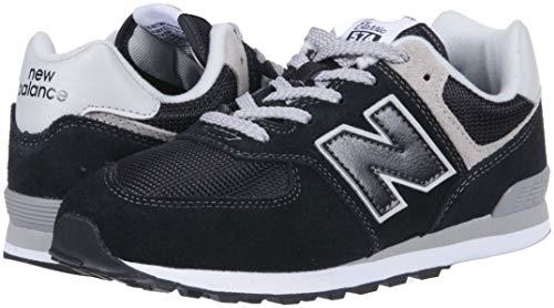 grey De Deporte Zapatillas Balance black Gc574 Gk Para Negro New Mujer wtqzInAqH