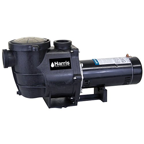 orce 1 HP Inground Pool Pump 115/230V ()