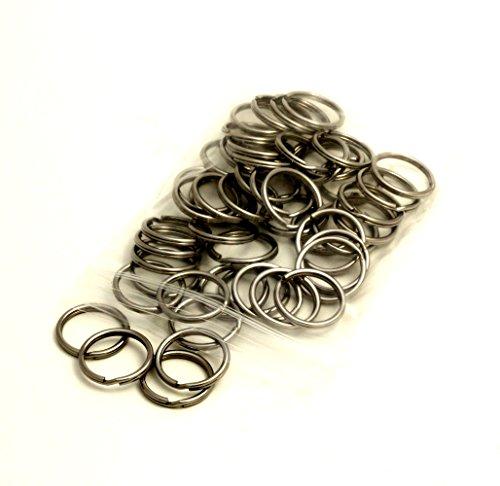 Stainless Steel Key Rings 3/4