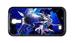 Cool Painting Capricornus / CAPRICORN Snap-on Hard Back Case Cover Shell for Samsung GALAXY S4 I9500 I9502 I9508 I959 -220