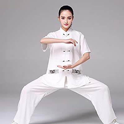asdxz Mujer Tai Chi Uniforme Artes Marciale, Ropa Traje De ...