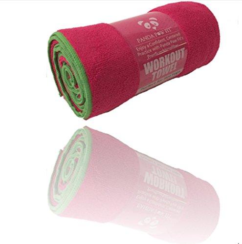 HOT Yoga Towel No-Slip (24
