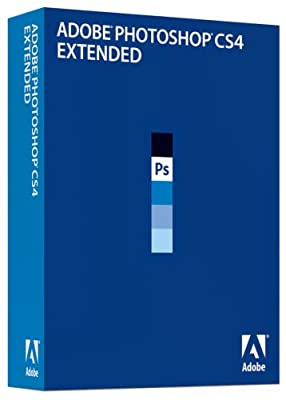 Adobe Photoshop Extended CS4 [OLD VERSION]