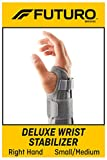 Futuro Deluxe Wrist Stabilizer, Helps Relieve