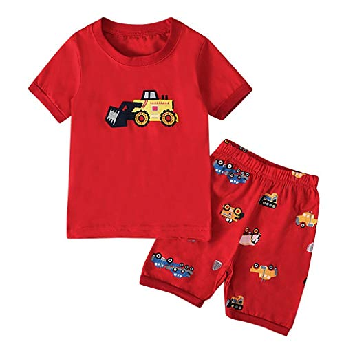 Baby Boy Clothes Waves Shades and Babes Print Summer Black Sleeveless Tops and Wave Short Pants Outfits ()