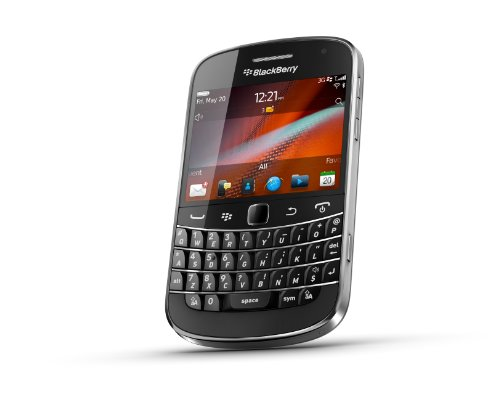 - Verizon Wireless BlackBerry Bold Touch 9930 smartphone NO CONTRACT REQUIRED - BLACK